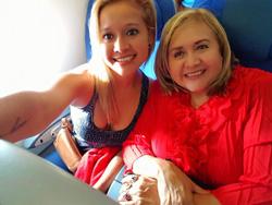 Norma y Mónica Tolosa