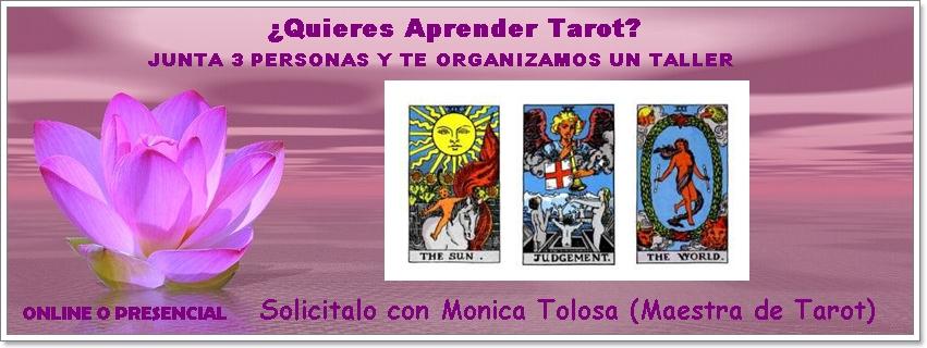 Monica Tolosa Maestra del Tarot
