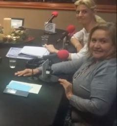 Entrevista Gente Radio a Norma Tolosa sobre Código de Alineación del Cuerpo de Luz Merkaba