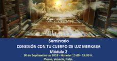 Seminario Iniciación a la lectura de Registros Akachicos- Nivel 2